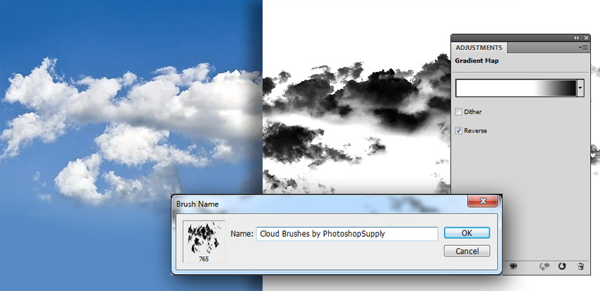 Nube para Photoshop