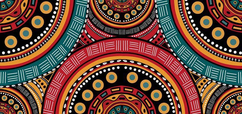 Tutorial de adobe illustrator como crear patrones tribales africanos