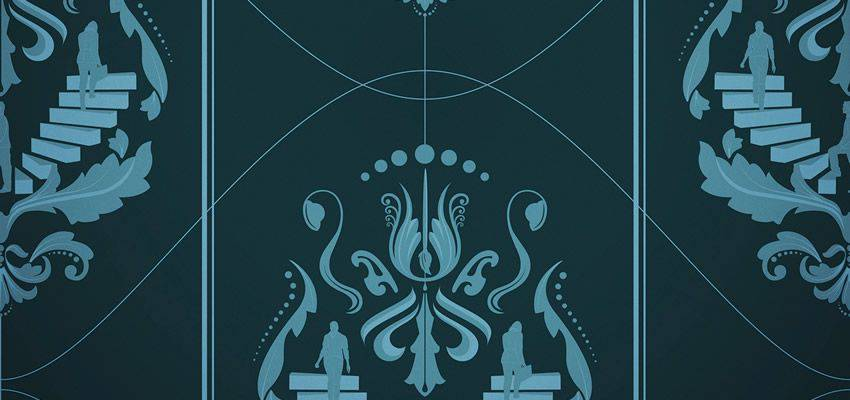 Cómo crear patrones repetidos de damasco tutorial de adobe illustrator