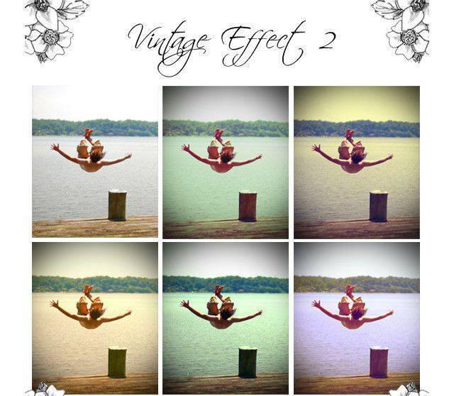 Vintage II - Acciones PS