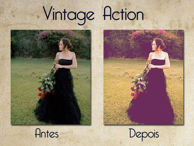 Acción vintage 21