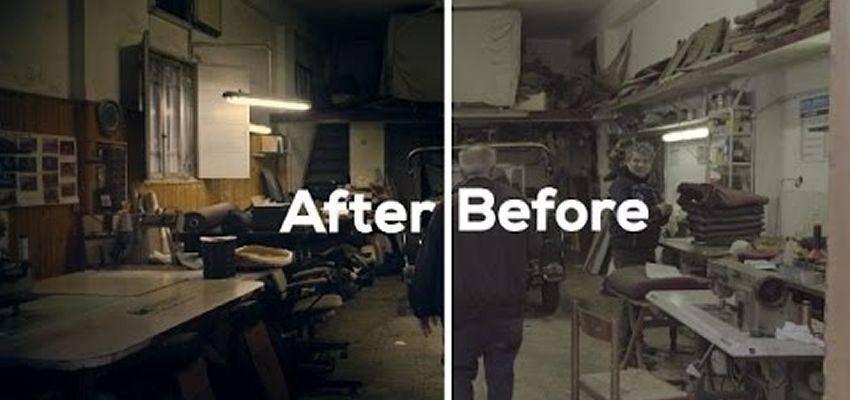 Cómo crear una cinemática con After Effects