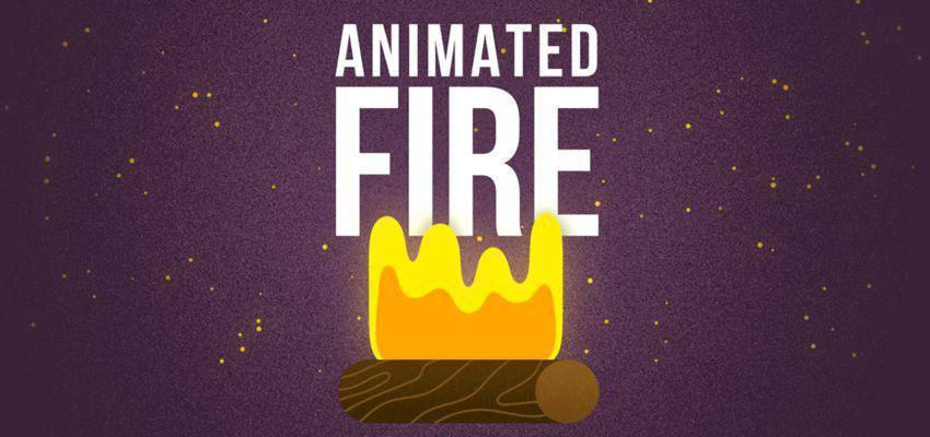 Cómo crear fuego animado en After Effects