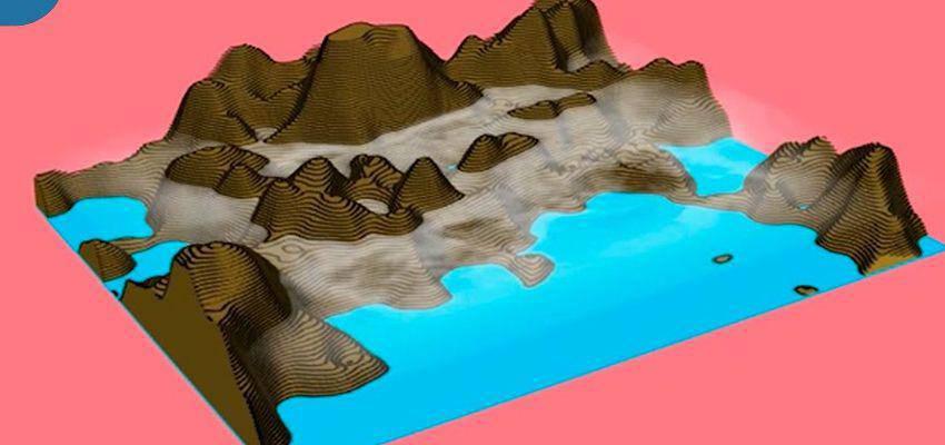 Cómo crear mapas topográficos 3D en After Effects