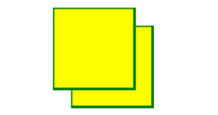 Tutorial de sombras paralelas SVG