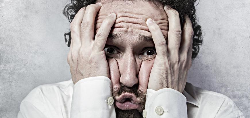Cómo calmar y tranquilizar a un cliente de diseño en pánico