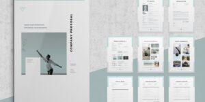 Las 10 mejores plantillas de propuestas de proyectos para Adobe Indesign