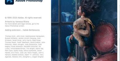 Photoshop 2020, nuevas funciones en Photoshop 21.2