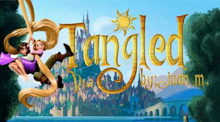 fuente tangled