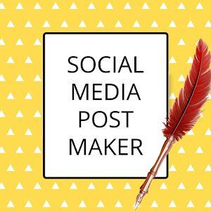 descargar Social Media Post Maker